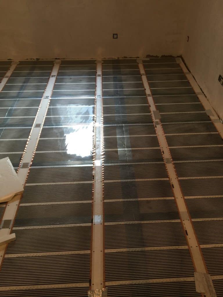 Suelo radiante electrico interesting suelo radiante - Suelo radiante electrico ...